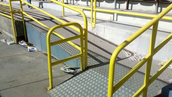 Stadio Zaccheria Postazione disabili (3)-2