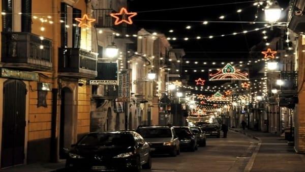 San Marco in Lamis accende il Natale: mercatini, casa di Babbo Natale, musica e animazioni in Corso Matteotti