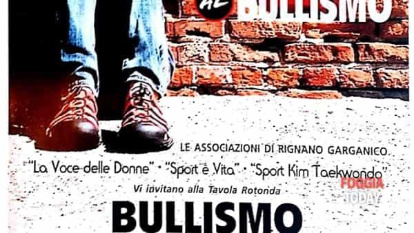 A Rignano Garganico si parla di bullismo con Antonella Sciancalepore