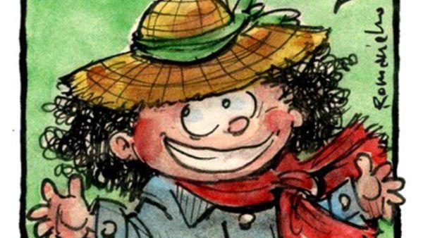 Umberto Romaniello in 'Federica e le sue marachelle': mostra del vignettista satirico foggiano