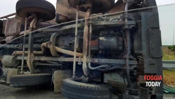 camion incidente stradale-2