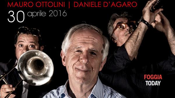 """Il """"maestro dei maestri"""" Franco d'Andrea, live a Foggia"""