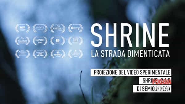 """All'Officina Teatrale c'è """"Shrine"""", il progetto sperimentale del duo Semiosphera"""