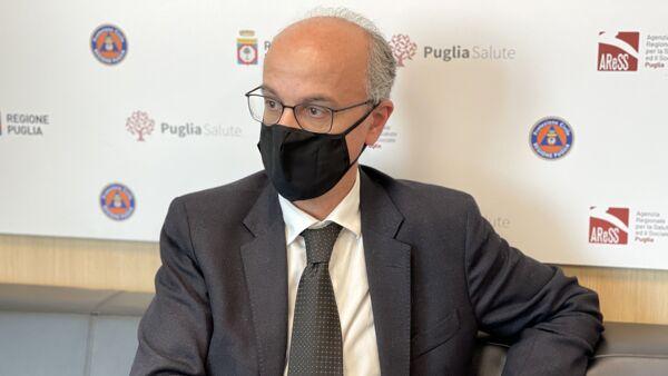 Piano strategico regionale vaccinazione anti-covid in Puglia