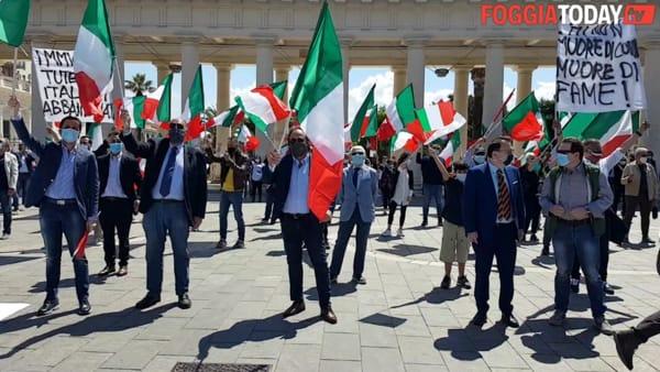 Centrodestra unito, ma in piazze diverse: la Lega fa da sé a Foggia sognando Altieri. FdI e azzurri attendono Fitto