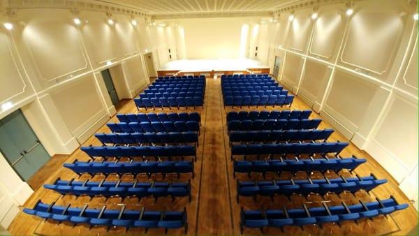 Conservatorio Umberto Giordano di Foggia, auditorium-2