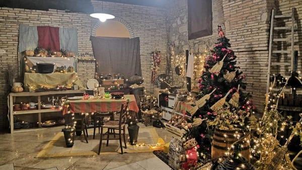Passato il maltempo, la Casa della Befana apre anche a gennaio: appuntamento ad Orsara di Puglia
