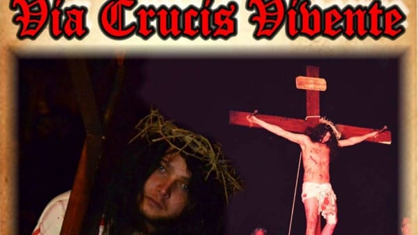 Nel centro storico di Castelnuovo della Daunia torna la 'Via Crucis vivente'