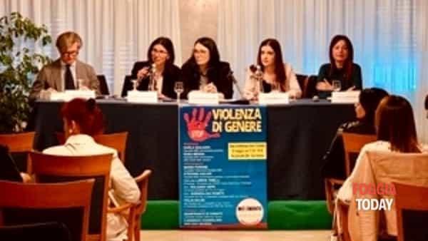 """san severo, ampia partecipazione al convegno """"stop violenza di genere""""-3"""