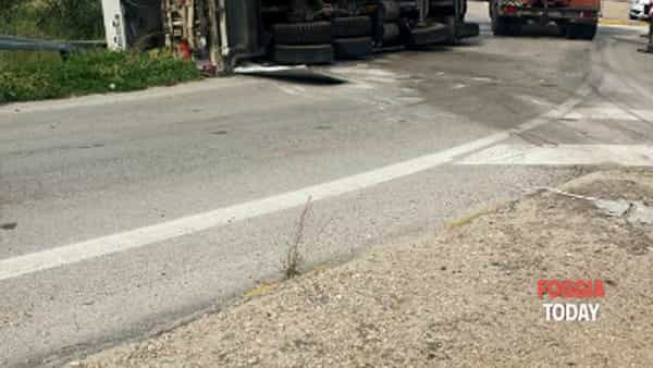 incidente stradale camion-2