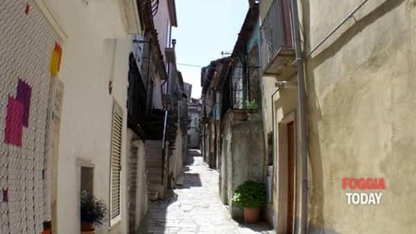 Domenica culturale nel borgo antico di Monteleone per una comitiva di professionisti baresi -6