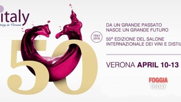 Vinitaly 2016: la Capitanata vinicola ai blocchi di partenza