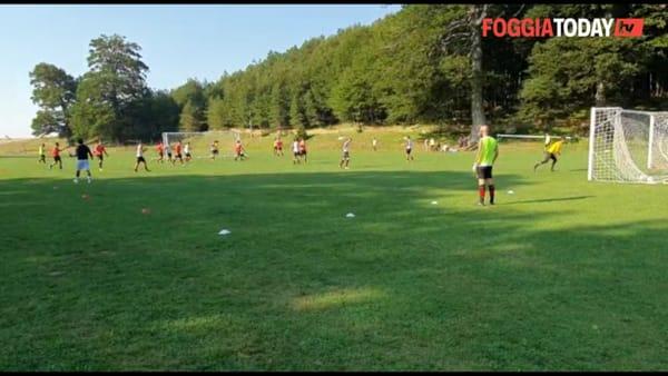 VIDEO | Rossoneri in ritiro a Campitello Matese, oggi doppio allenamento: dal Piacenza arriva il portiere Ermanno Fumagalli