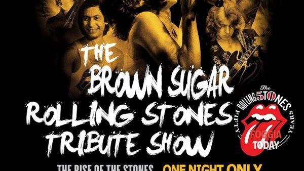 I successi dei Rolling Stones al Panta Rei di Mattinata