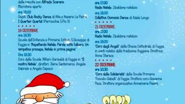 """""""Sorridi...è Natale"""": alla Mongolfiera il Coro della Solidarietà"""