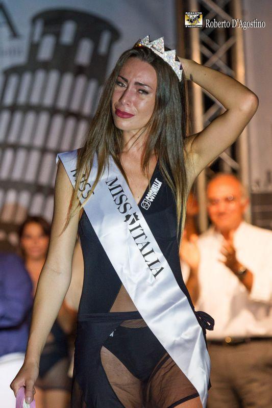 Rosalba MInervino, miss Foggia 2015