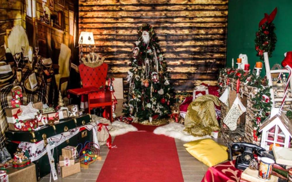 La Casa Di Babbo Natale Immagini.La Casa Di Babbo Natale A Foggia