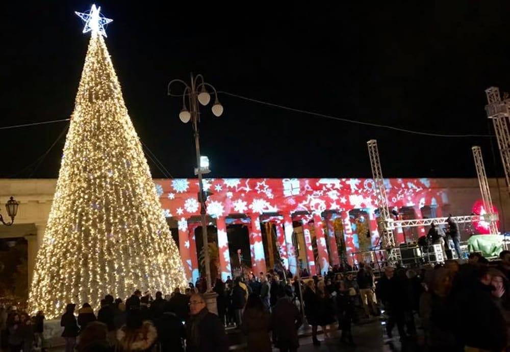 Il Natale a Foggia