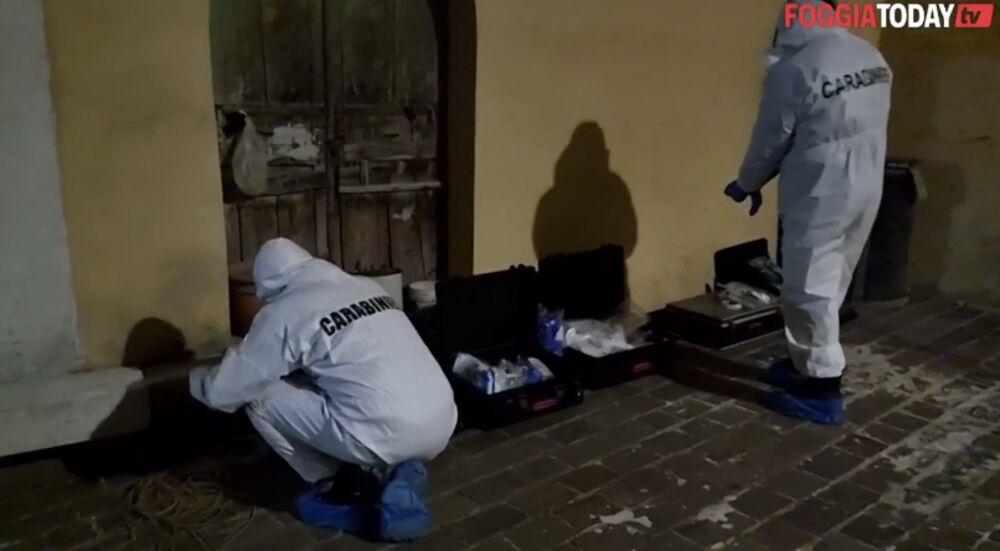 Anziana Uccisa A San Marco La Catola Impronta Di Una Scarpa Incastra Il 29enne Felice Cassano Scatta Il Fermo