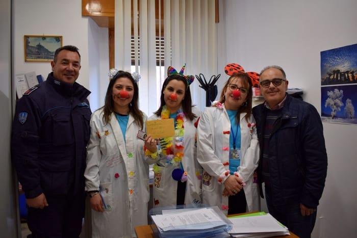Clown Il Cuore Foggia_carcere lucera_FOTO LELLO PELLEGRINO (2)