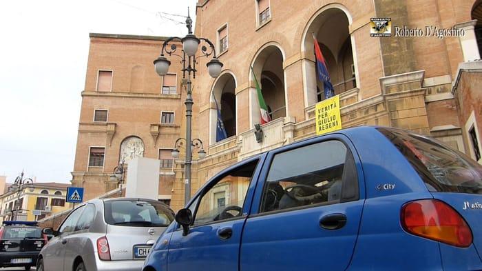 Natale a luci spente e in un'auto blu per Marco e Antonella | FOTO D'AGOSTINO 1
