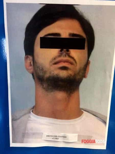 FOTO | Foggia, quattro arresti per l'assalto alla 'Credem' di Casalvecchio 3
