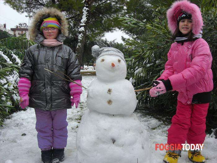 Antonio Fiore - Pupazzo di neve